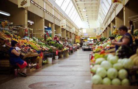 петербургский сытный рынок