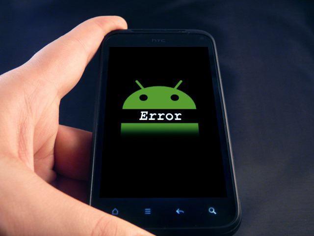 приложение несовместимо с вашим устройством