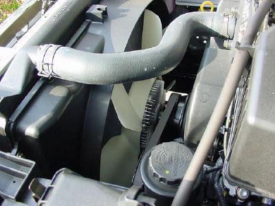 постоянно работает вентилятор охлаждения радиатора