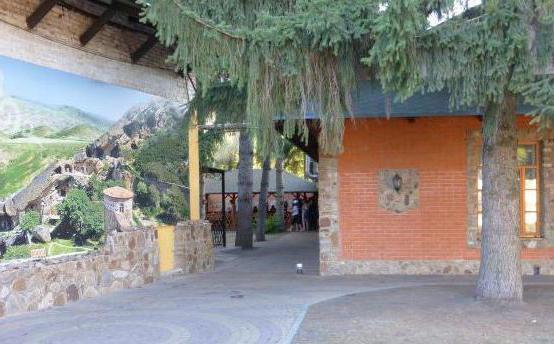 старый тбилиси ресторан курск на малых