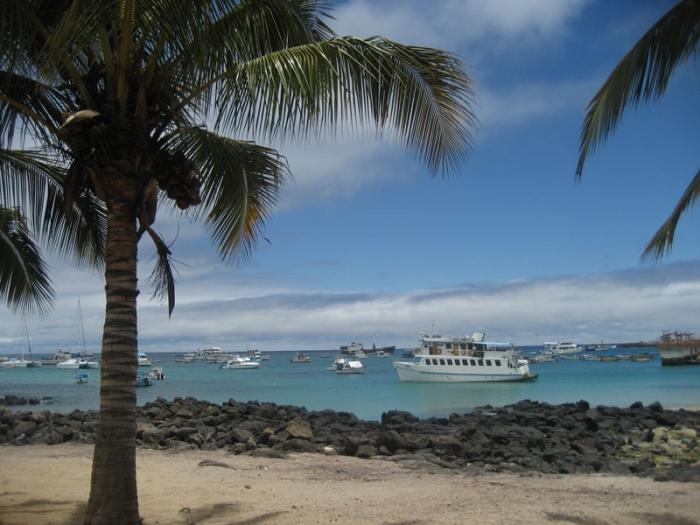 Галапагосские острова туры