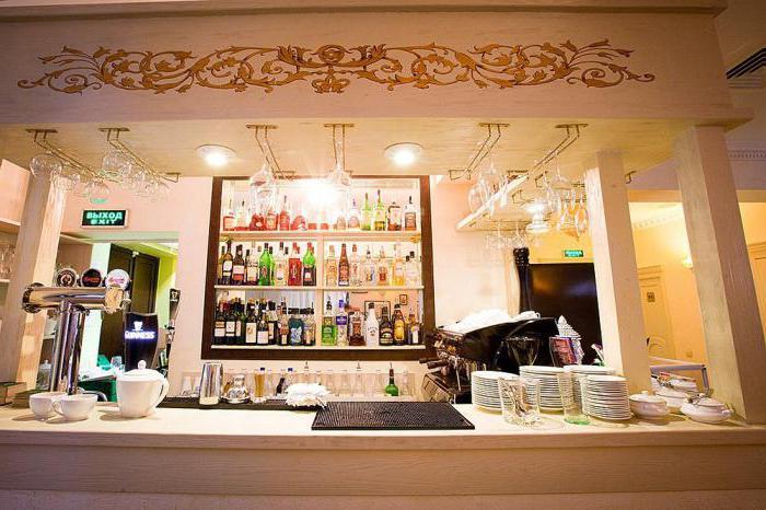 "Ресторан ""Нардин"": меню"