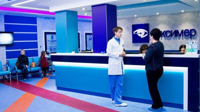 офтальмологические клиники москвы государственные