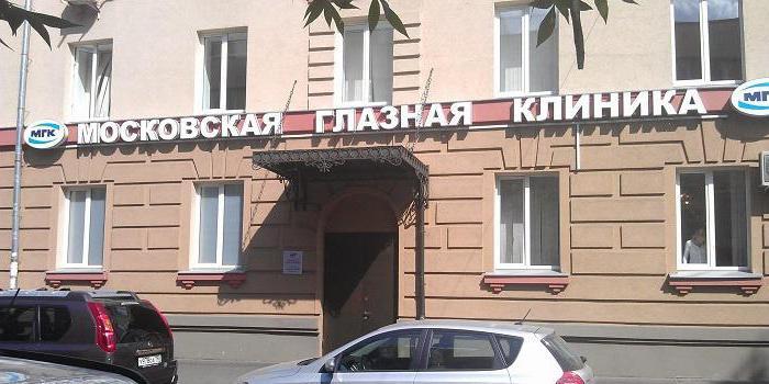 офтальмологическая клиника федорова в москве
