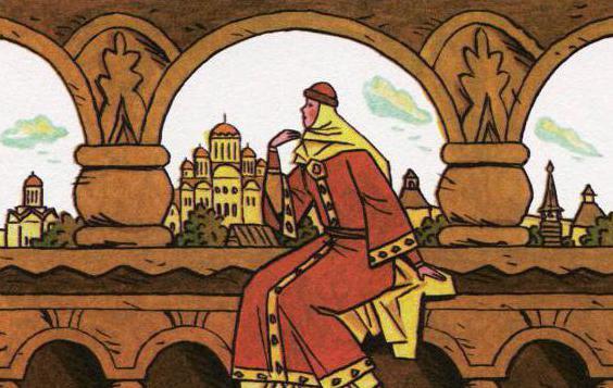 описание героев поэмы руслан и людмила