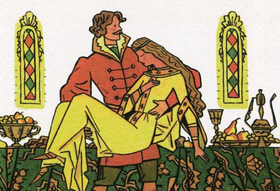 описание персонажа из поэмы руслан и людмила