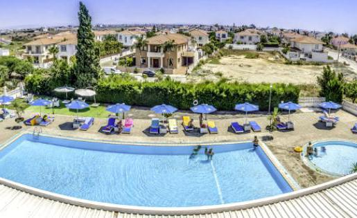 Sveltos Hotel 3 Кипр Ларнака