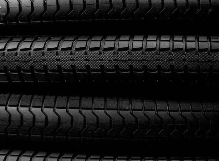 из чего делают резину для шин