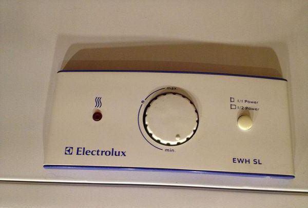 водонагреватель electrolux ewh 50 sl