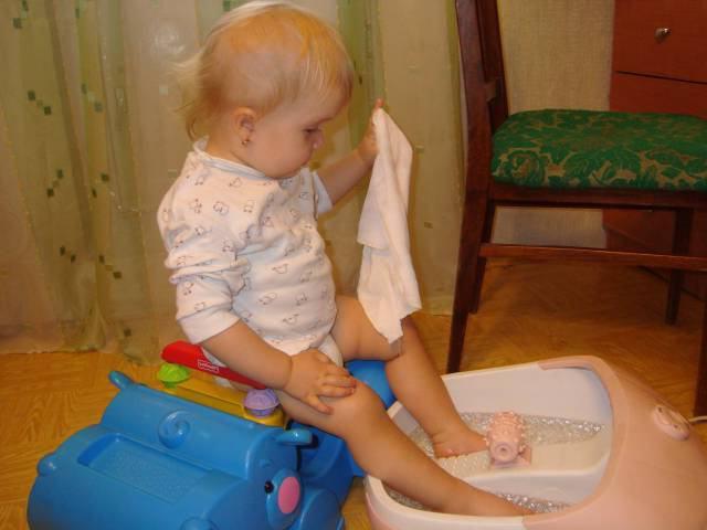слоятся ногти у детей что делать