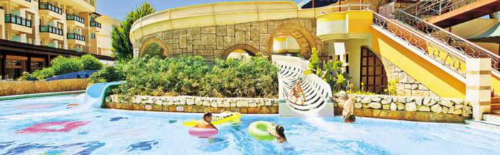 the xanthe resort spa 5 сервис