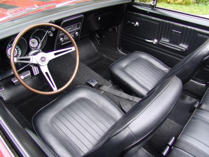 camaro ss 1967 цена