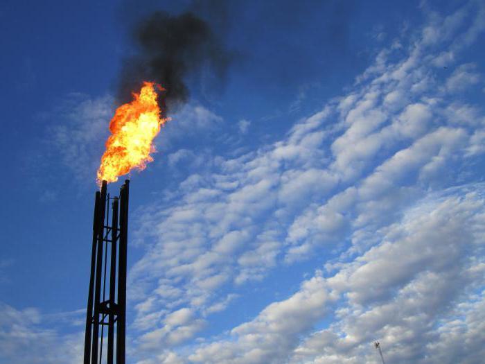 виды источника газа