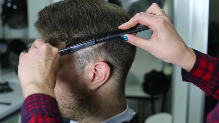 мужская прическа шапочка на короткие волосы