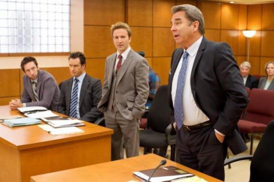 ведение юридических дел в суде