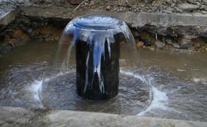 Как определить глубину залегания грунтовых вод