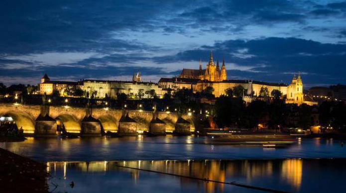 Отели в Праге в центре города