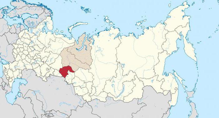 площадь тюменской области