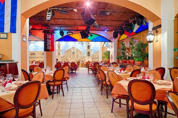 """Ресторан """"Старая Гавана"""""""