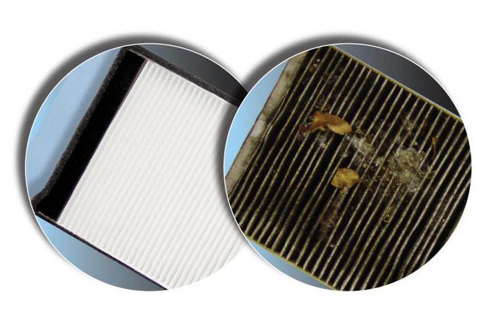 Как часто меняют чистый воздушный фильтр двигателя