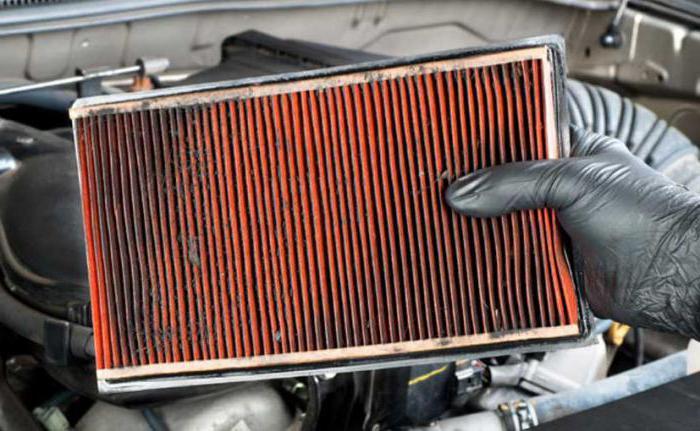 Как часто можно менять воздушный фильтр двигателя