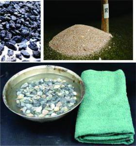 плотность каменных материалов