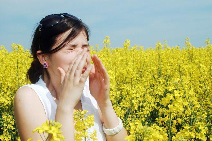 аллерген в организме