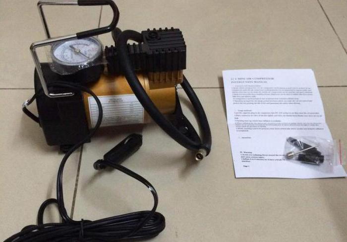 компрессор для машины электрический
