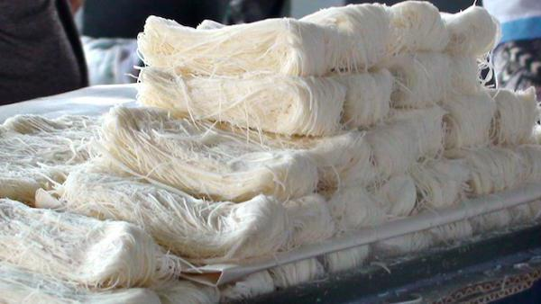 узбекские сладости пашмак