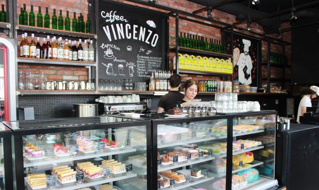 Ресторан Vincenzo