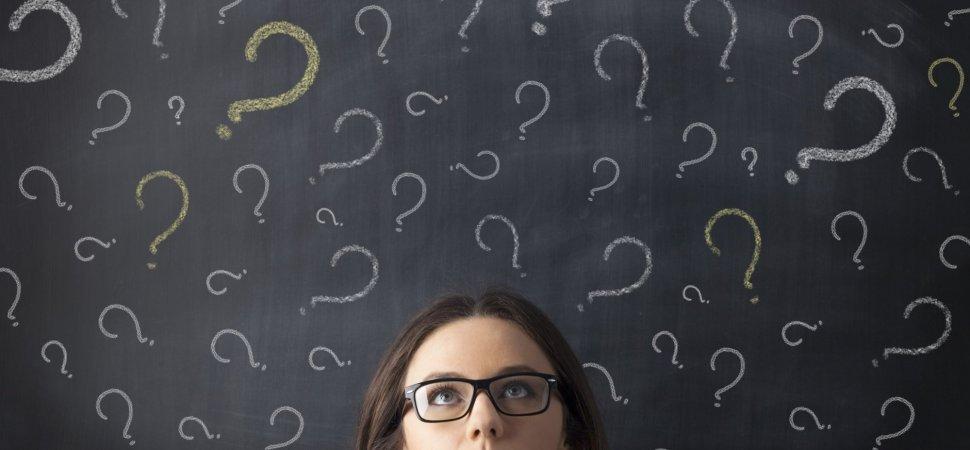 Нестандартные вопросы