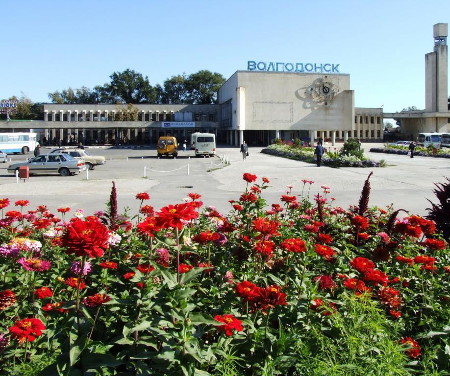 Автовокзал в Волгодонске