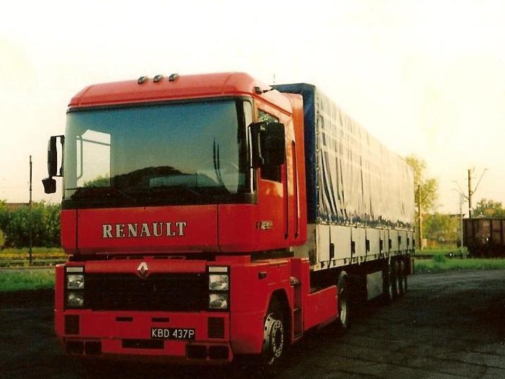 магистральный грузовой автомобиль