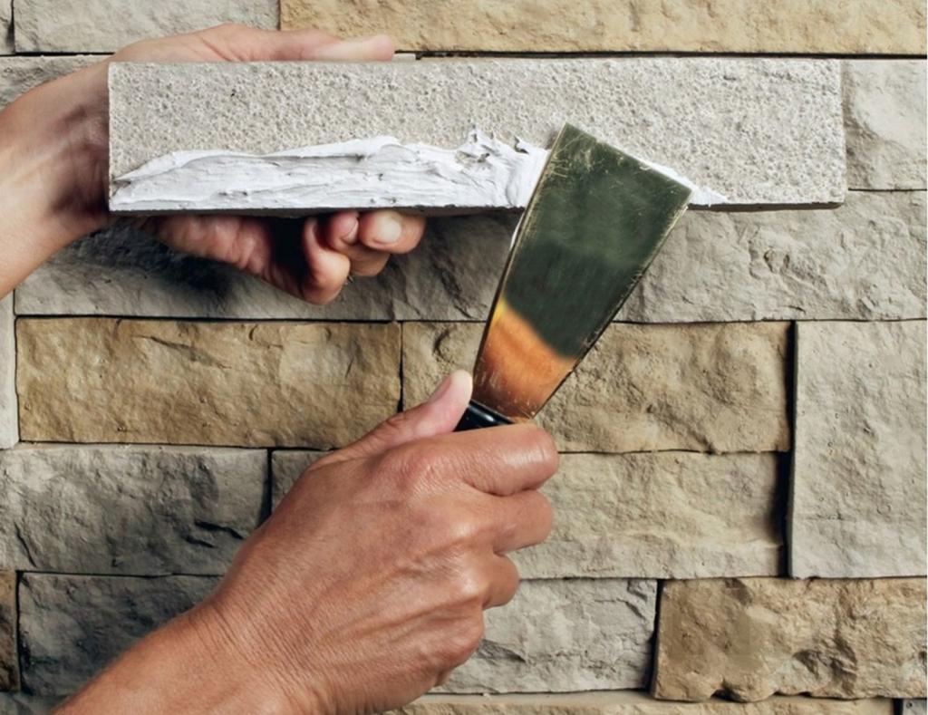 Как сделать декоративный камень своими руками?