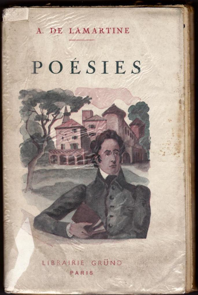 Поэзия Альфонса де Ламартина