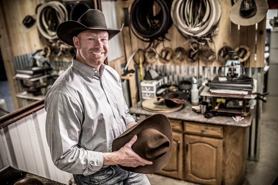 Мастерская по производству шляп стетсон