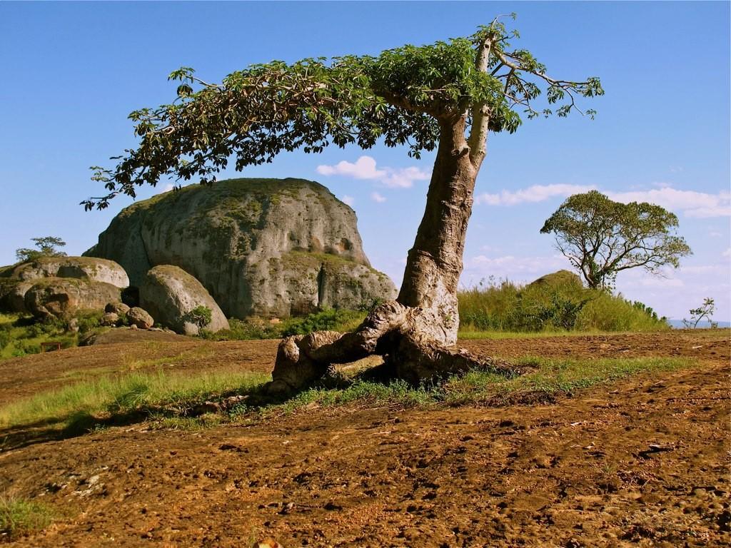 достопримечательность Анголы