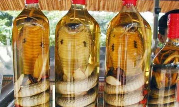 Спиртные напитки из Вьетнама