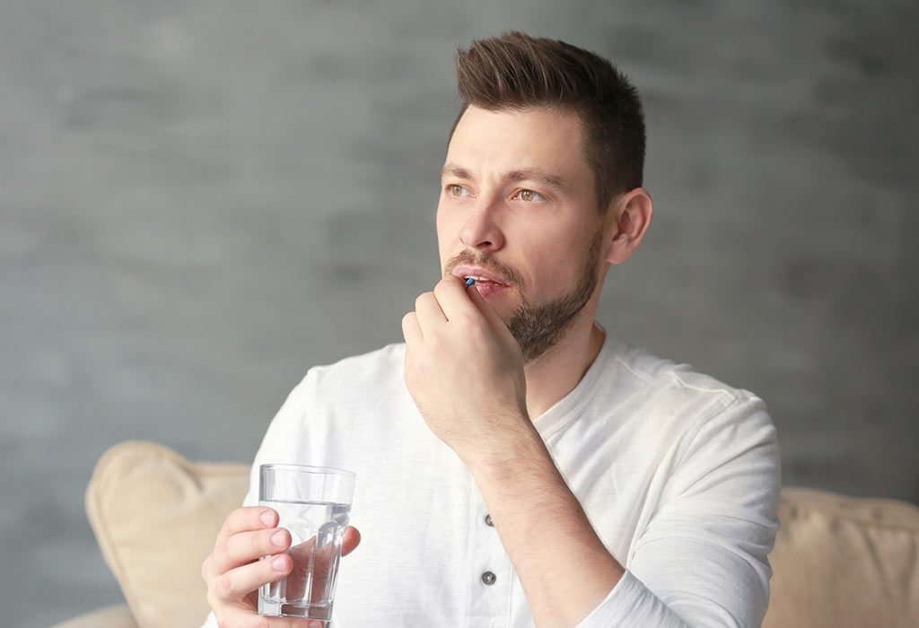 Фолиевая кислота для мужчин при планировании беременности