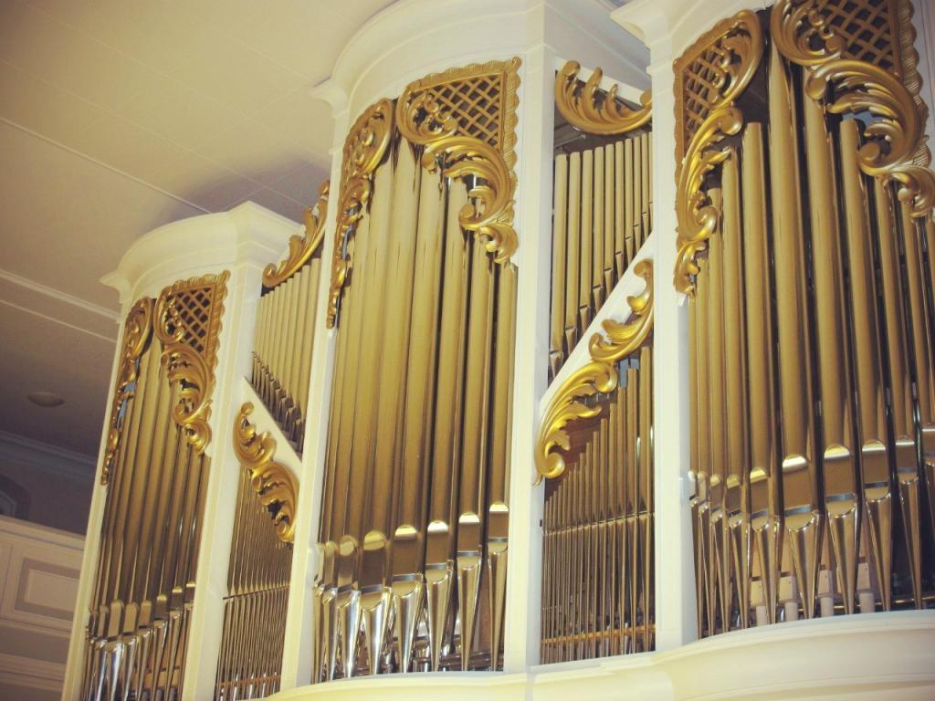 Храмовый орган