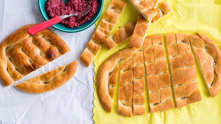лепешка армянская рецепт приготовления