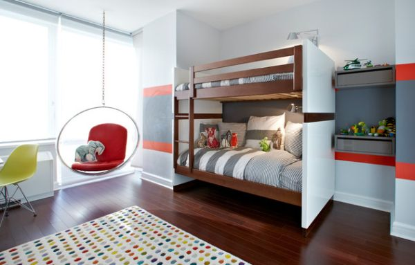 Комната для мальчиков разного возраста фото