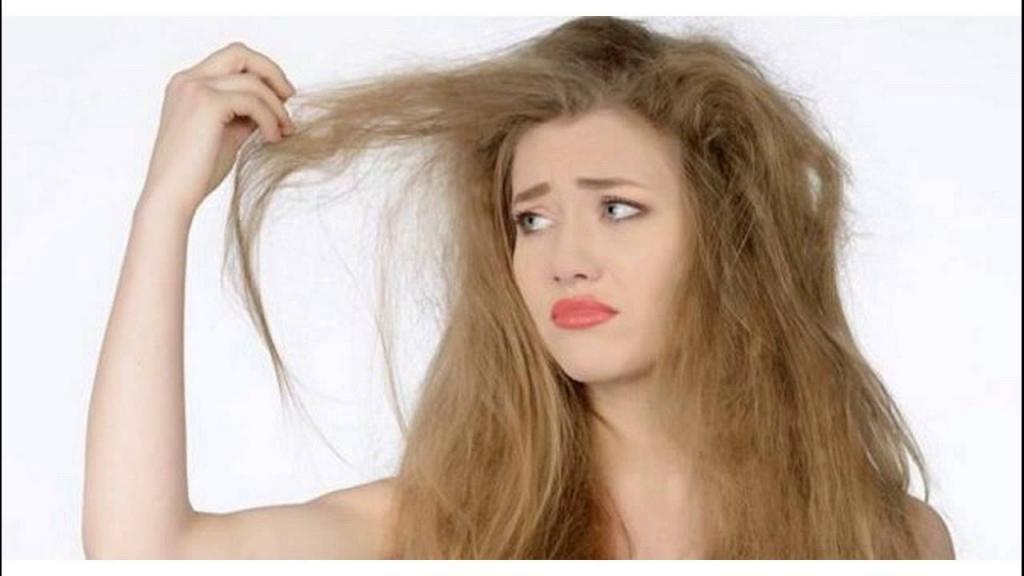 Сухие и ослабленные волосы