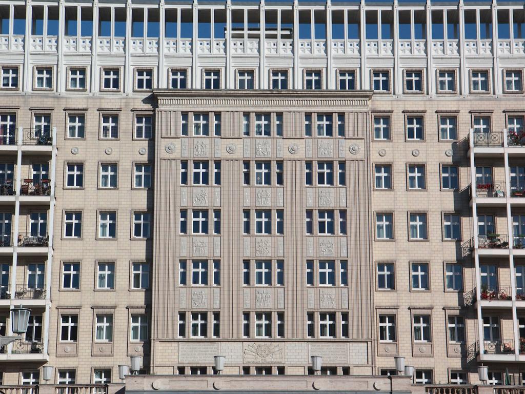 Типичный ризалит в архитектуре города