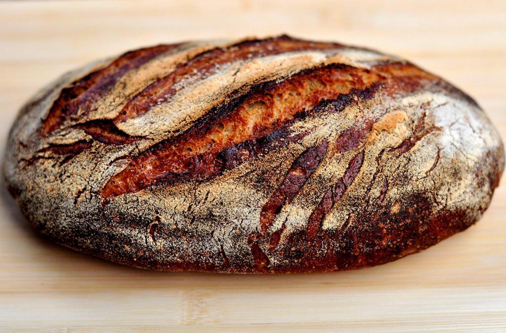 пищевая ценность хлеба