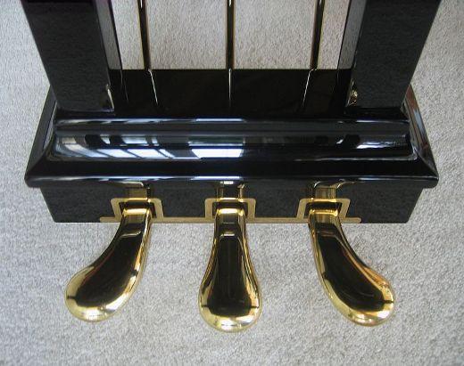 Педальная система пианино