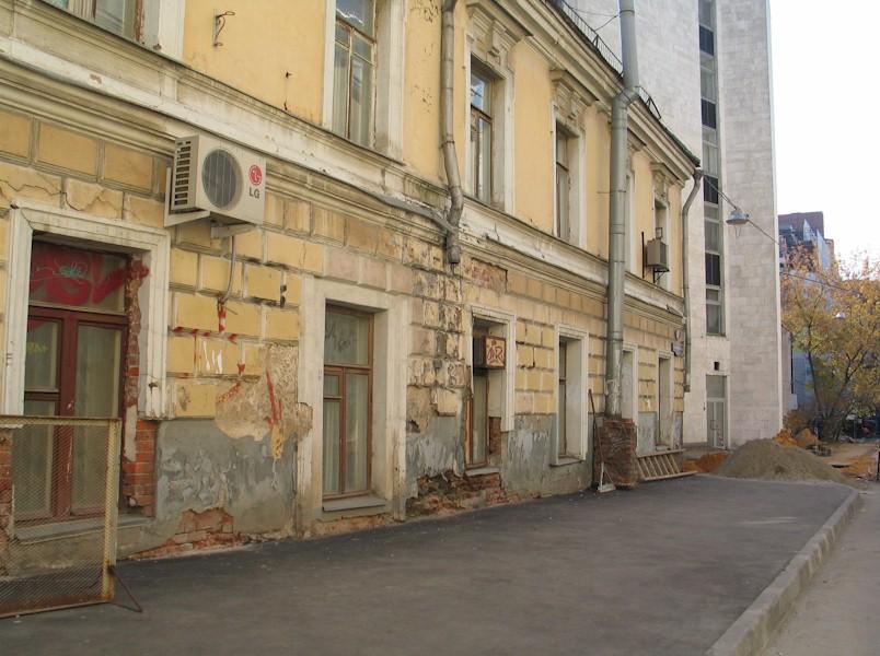 Большой Гнездниковский переулок