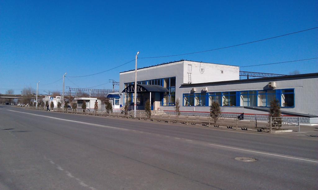 Вокзал Брянск-Льговский