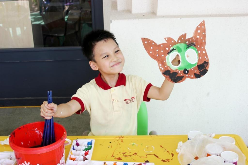 Талант к созданию масок