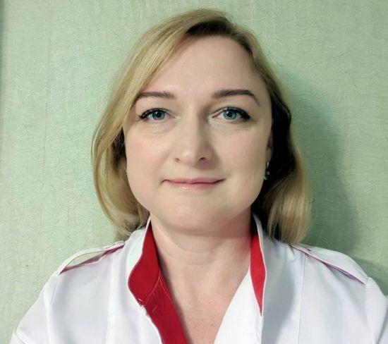 Елена Шунулина